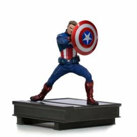 Bosszúállók: Végjáték Amerika Kapitány figura 1/10 - BDS Art Scale