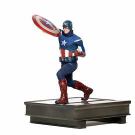 Bosszúállók: Végjáték Amerika Kapitány figura 1/10 - New York BDS Art Scale