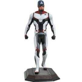 Bosszúállók Amerika Kapitány figura - Diorama