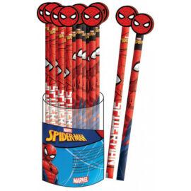 Pókember HB grafit ceruza radír véggel - Több változatban