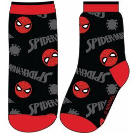 Pókember gyerek zokni - Több méretben és változatban