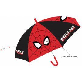 Pókember gyerek félautomata esernyő - Spiderman eyes