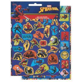 Pókember matrica szett - 600 darabos csomag