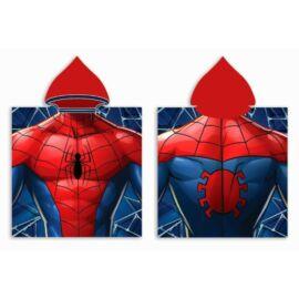 Pókember poncsó törölköző