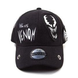 Venom Baseball sapka -Grunge