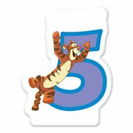 Disney Tigris tortagyertya, számgyertya