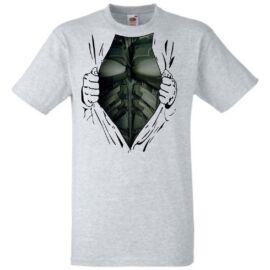 Batman: Szakított ing - Férfi rövid ujjú póló - Több színben
