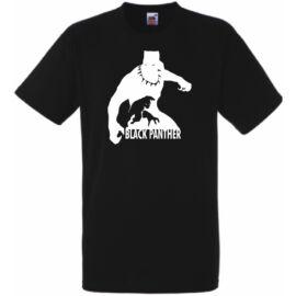Black Panther minima - Férfi rövid ujjú póló - Több színben