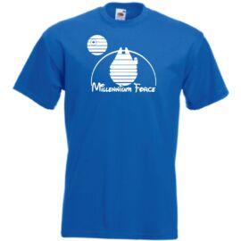 Millennium Force Férfi rövid ujjú póló - Több színben