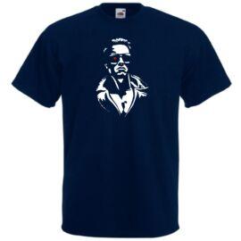 Terminator férfi rövid ujjú póló - Több színben