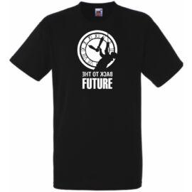 Vissza a jövőbe férfi rövid ujjú póló - Több színben
