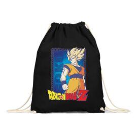 Fekete Dragon Ball tornazsák - Goku Dragon Ball Z
