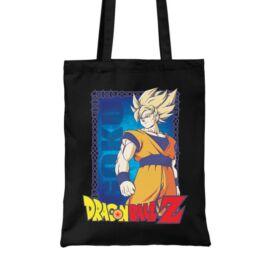 Fekete  Dragon Ball vászontáska - Goku Dragon Ball Z