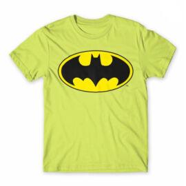 Almazöld Batman férfi rövid ujjú póló