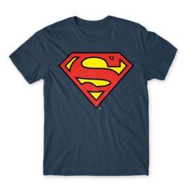 Denim Superman - férfi rövid ujjú póló - Classic Logó