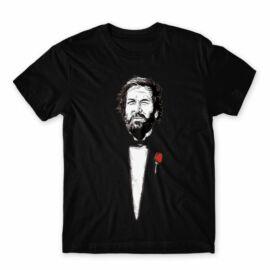 Bud Spencer férfi rövid ujjú póló - A Keresztapa