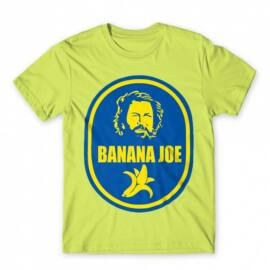 Bud Spencer férfi rövid ujjú póló - Banános Joe