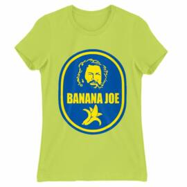Bud Spencer női rövid ujjú póló - Banános Joe