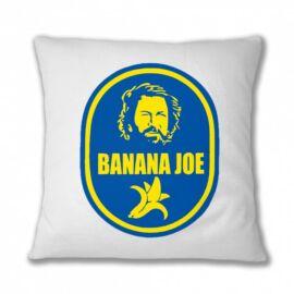 Fehér Bud Spencer párnahuzat - Banános Joe