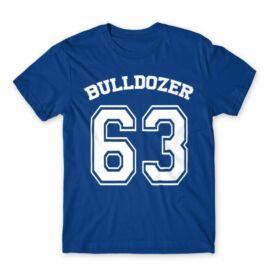 Bud Spencer férfi rövid ujjú póló - Bulldozer 63