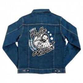 Bud Spencer unisex farmer kabát - Csak a Puffin