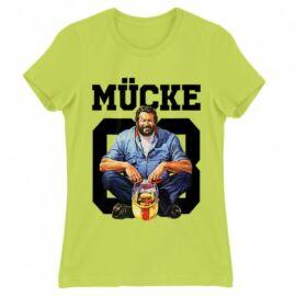 Bud Spencer női rövid ujjú póló - Mücke