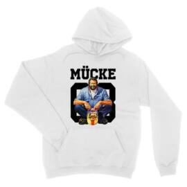 Bud Spencer unisex kapucnis pulóver - Mücke