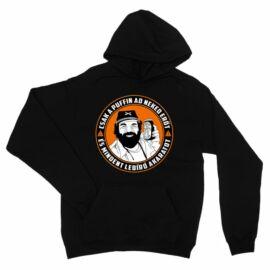 Bud Spencer unisex kapucnis pulóver - Puffin lekvár
