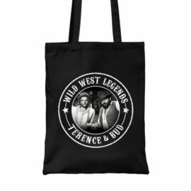 Fekete Bud Spencer vászontáska - Wild West Legends
