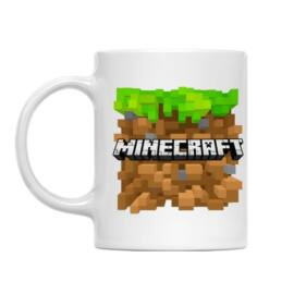 Minecraft bögre - Minecraft land