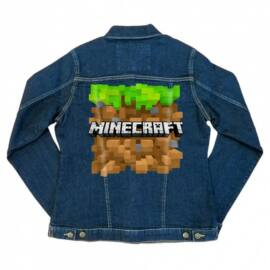 Minecraft női farmer kabát - Minecraft land