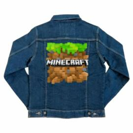 Minecraft unisex farmer kabát - Minecraft land