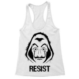 A nagy pénzrablás női trikó - Money Heist Resist
