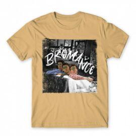 Jóbarátok férfi rövid ujjú póló - Bromance