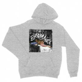 Jóbarátok kapucnis pulóver - Bromance