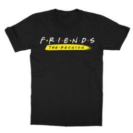 Jóbarátok gyerek rövid ujjú póló - Friends Reunion Logo