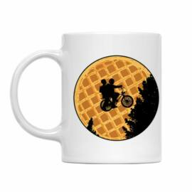 Stranger Things bögre - Waffle Moon