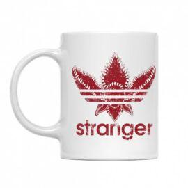 Stranger Things bögre - Stranger Adidas