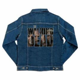 The Walking Dead unisex farmer kabát - Photo