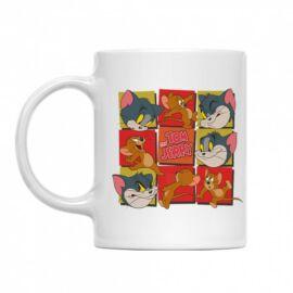 Tom és Jerry bögre - Retro