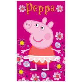 Peppa malac kéztörlő, arctörlő törölköző