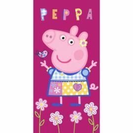 Peppa malac törölköző, fürdőlepedő