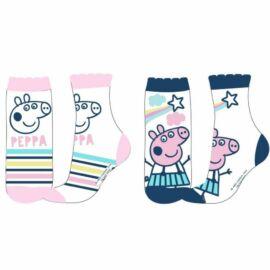 Peppa gyerek zokni - Több méretben és változatban