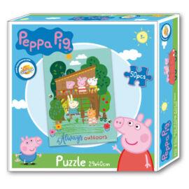Peppa malac puzzle 50 db-os