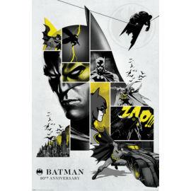 Batman plakát - 80th Anniversary