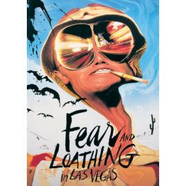 Félelem és reszketés Las Vegasban plakát
