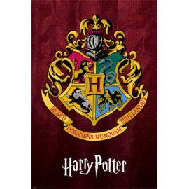 Harry Potter plakát - Hogwarts School Crest