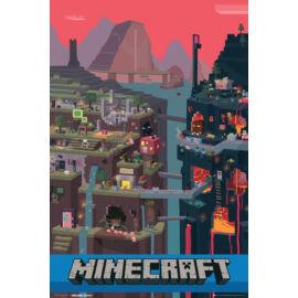 Minecraft plakát - World Beyond