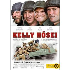 Kelly hősei plakát