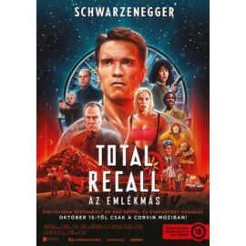 Total Recall - Az emlékmás plakát
